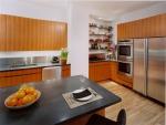 Loft Kitchen withconcrete