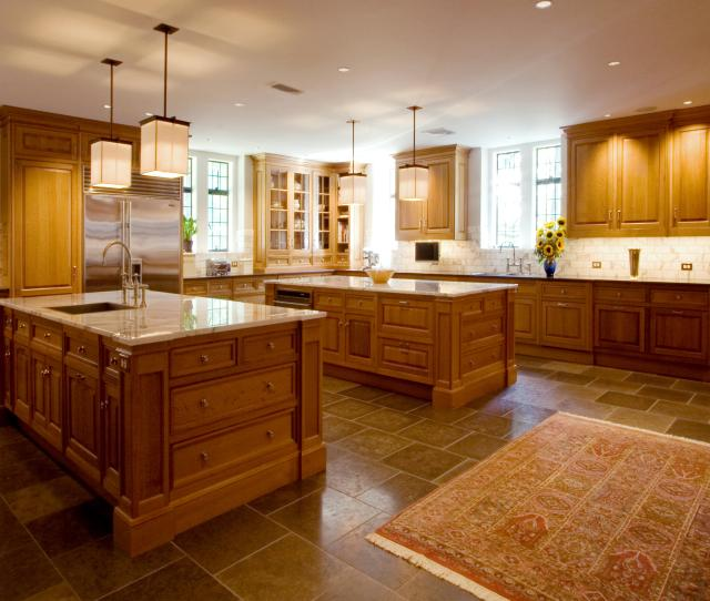 Kitchens Double Island Kitchen