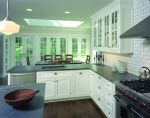 Kitchen Peninsula & EatingArea