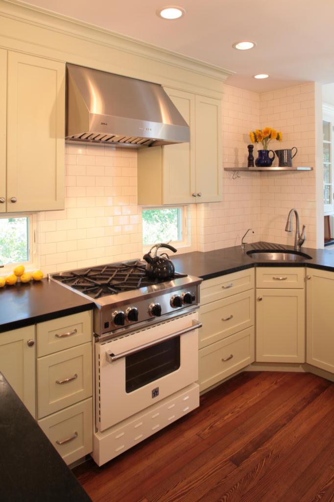 kitchen after construction - M Kitchen